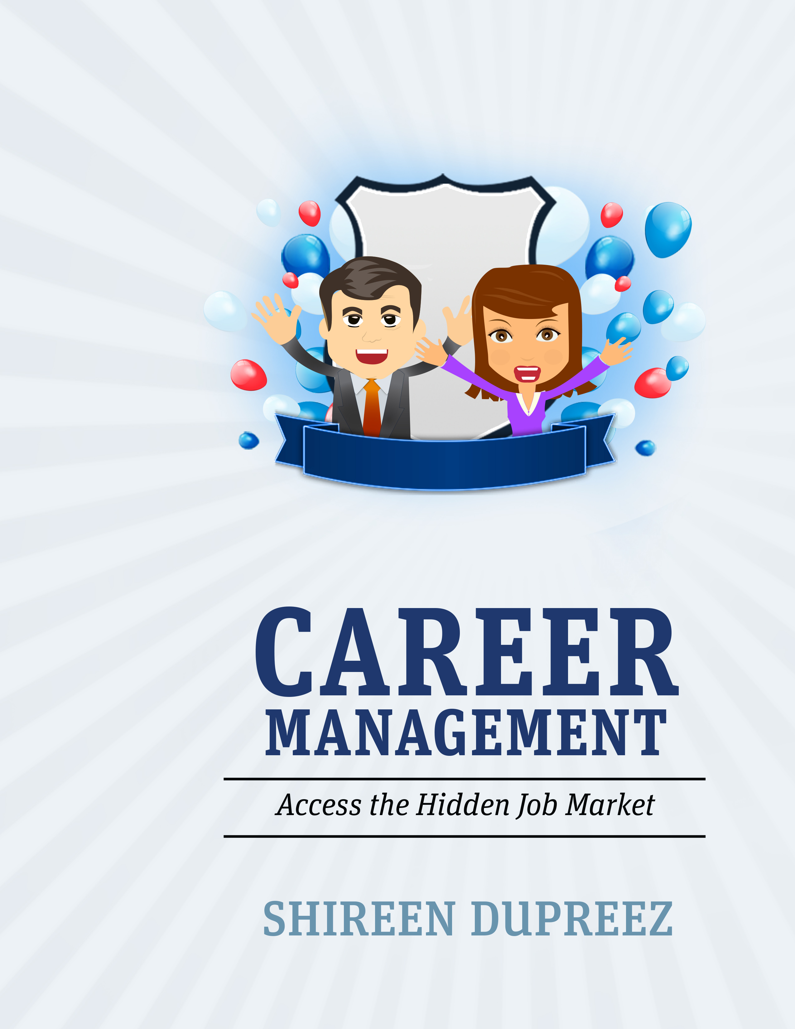 Career Management Book Cover ...