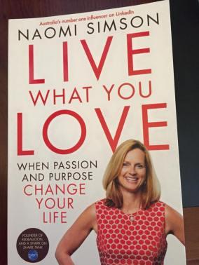 Naomi Simson book