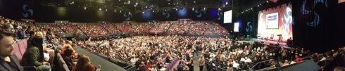 UPW at Sydney Qantas Arena