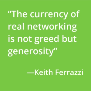 Keith-Ferrazzi-Quote-about-Networking-OkDork