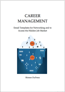 Cover - Career Management - Email Templates to Access the Hidden Job Market