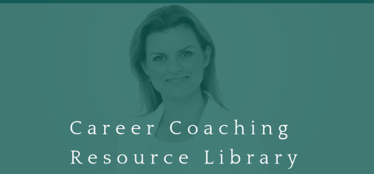 career coaching resource library
